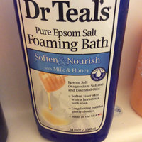 Dr. Teal's Therapeutic Solutions Milk Bath uploaded by Jessica M.