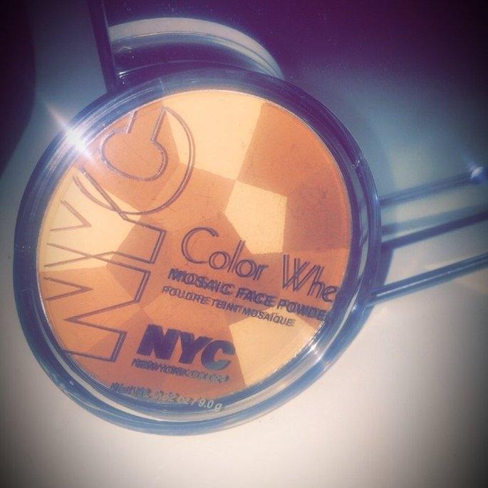 NYC Color Wheel Mosaic Face Powder uploaded by Jeneia P.