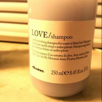 Photo of Davines Love Lovely Smoothing Shampoo 8.45 oz uploaded by Marina P.