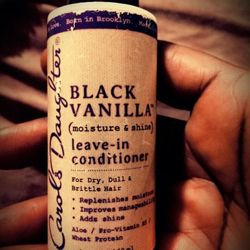 Carol's Daughter® Black Vanilla Moisture & Shine Leave-in Conditioner 2.0 fl. oz. Spray Bottle uploaded by Jennifer W.