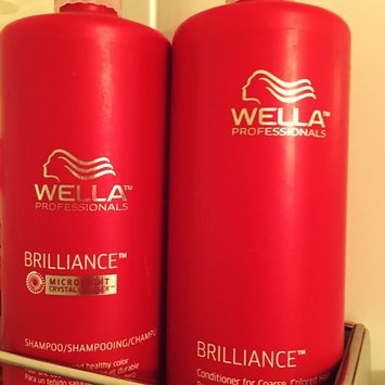 Photo of WELLA Brilliance Conditioner uploaded by Amy W.