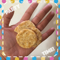Blue Diamond® Natural Pepper Jack Cheese Almond Nut-Thins® Cracker Snacks 4.25 oz. uploaded by Leandra D.