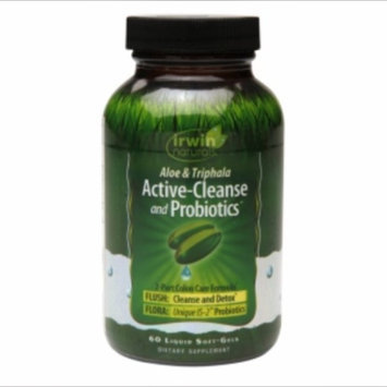 Photo of Irwin Naturals Active-Cleanse & Probiotics, Soft-Gels, 60 ea uploaded by Jessica S.