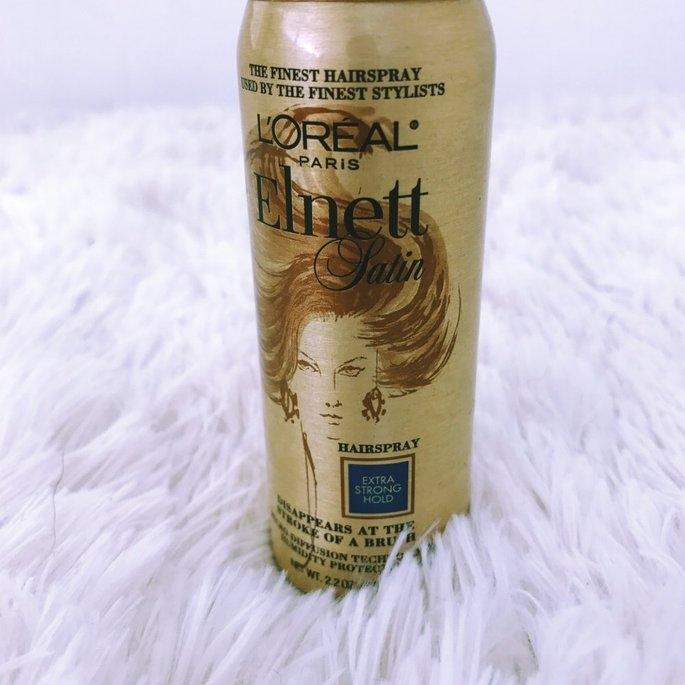 L'Oréal Elnett Satin Hairspray uploaded by Lyn B.