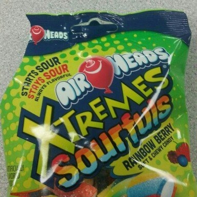 Air Heads Xtremes Sweetly Sour Belts uploaded by Denise E.