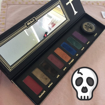 Photo of Kat Von D Serpentina Eyeshadow Palette uploaded by Mariah C.