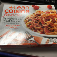 Lean Cuisine Simple Favorites Spaghetti with Meat Sauce uploaded by Kimberlee C.