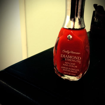 Photo of Sally Hansen® Diamond Strength Nail Color uploaded by Veronica N.