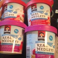 Quaker® Real Medleys Strawberry & Almond Granola & Yogurt Blend uploaded by Nichole B.