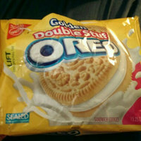 Nabisco Golden Double Stuf Oreo Sandwich Cookies uploaded by Christina A.