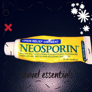 Photo of Neosporin Plus Pain Relief uploaded by Jasmine  c.