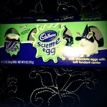 Cadbury Easter Creme Egg uploaded by Sofia H.