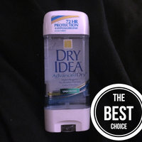 Dry Idea Advanced Dry Unscented Antiperspirant & Deodorant Clear Gel Unscented uploaded by Joanna K.