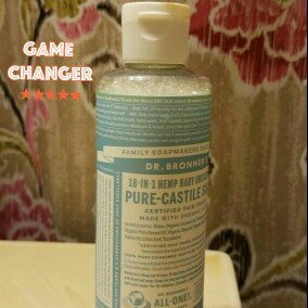 Photo of Dr. Bronner's 18-in-1 Hemp Baby Unscented Pure - Castile Soap uploaded by Jemma May R.