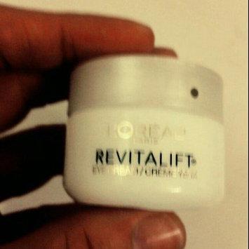 L'Oréal RevitaLift Complete Anti-Wrinkle Moisturizer Eye Cream uploaded by Angela D.