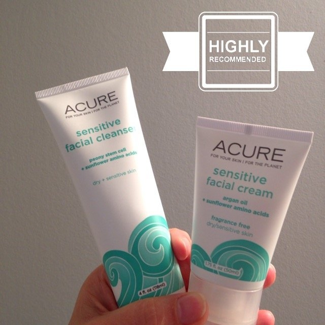Acure Organics - Sensitive Facial Cream Argan Oil + Probiotic Unscented - 1.75 oz. uploaded by Nichole S.