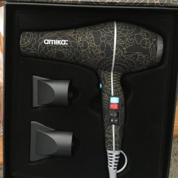 Photo of Amika Power Cloud Force Dryer, Black & Bronze Obliphica, 1 ea uploaded by Maggie C.
