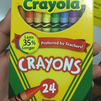 Photo of Crayola Crayons  64ct uploaded by Yuridia T.