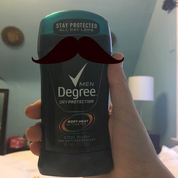 Degree® Cool Comfort All Day Protection Anti-perspirant Deodorant for Men uploaded by Sara G.
