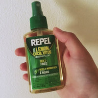 Repel  Lemon Eucalyptus Insect Repellent  uploaded by Gina G.