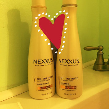 Photo of NEXXUS® OIL INFINITE CONDITIONER FOR DULL OR UNRULY HAIR uploaded by Stacey D.
