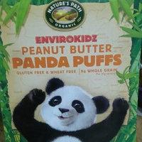 EnviroKidz Organic Peanut Butter Panda Puffs Cereal uploaded by Ines G.