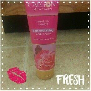 Calgon Take Me Away Calgon Parisian Charm Shea Enriched Body Cream, 8 oz uploaded by Alisha H.