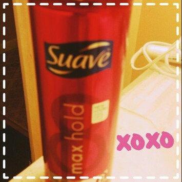 Photo of Suave® Extreme Hold Aerosol Hairspray & Extreme Hold Unscented Aerosol Hairspray uploaded by Samantha N.