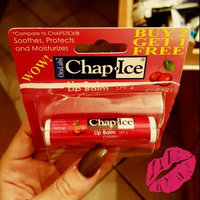 Chap-Ice SPF 4 Premium Lip Balm, Crazy Flavors (Watermelon & Blue Raspberry), 3 pack uploaded by Angelina A.