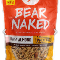 Bear Naked Honey Almond Whole Grain Oat Granola 11.2 oz uploaded by Triana f.