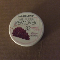 L.A. Colors Nail Polish Remover Pads uploaded by Debra B.