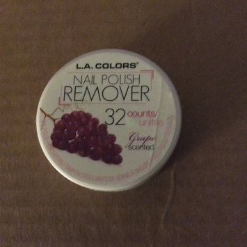 Photo of L.A. Colors Nail Polish Remover Pads uploaded by Debra B.