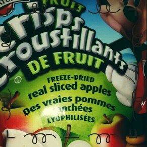 Photo of Brothers All Natural Fruit Crisps Fuji Apple uploaded by Alannah E.