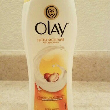 Photo of Olay Ultra Moisture Moisturizing Body Wash with Shea Butter 23.6 Oz uploaded by member-03db16116