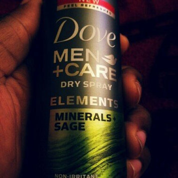 Dove Men+Care Elements Minerals and Sage Dry Spray uploaded by DeOndra J.