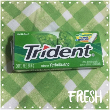 Trident Gum uploaded by Sofia S.