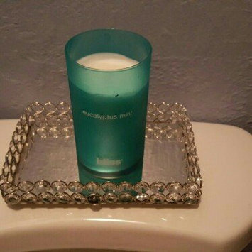 Photo of bliss Eucalyptus Mint Jar Candle uploaded by Cindy S.