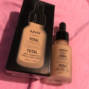 NYX Total Control Drop Foundation uploaded by Veronica A.