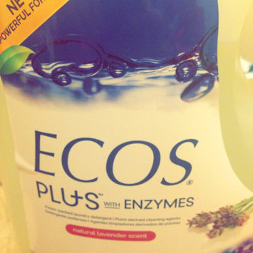 Ecos Plus With Enzymes (210 HE Loads 210 fl. oz.) uploaded by Molly G.