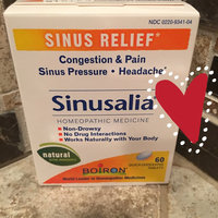 Sinusalia Sinus Homeopathic Medicine Quick-Dissolving Tablets - 60 CT uploaded by Jennifer F.
