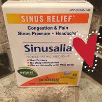 Sinusalia Sinus Homeopathic Medicine Quick-Dissolving Tablets - 60 CT uploaded by Jennifer F.