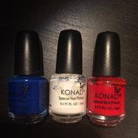 Konad Nail Art Mini Set Polish, Stamper, & Scraper + Image Plate M61 Cow Print + A-Viva Nail File uploaded by Liz L.