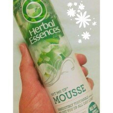 Clairol Herbal Essences Set Me Up Mousse uploaded by Tamiris P.