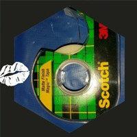 Scotch Magic Tape 1/2in x 800in uploaded by Liza P.