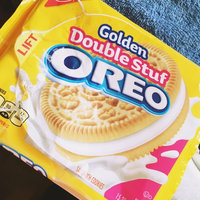 Nabisco Oreo - Sandwich Cookies - Double Stuff Golden uploaded by Alexis P.