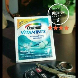 Photo of Centrum® VitaMints® Cool Mint Adult Minty Chewables 2 ct Packet uploaded by Tyra B.