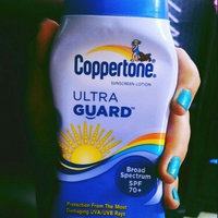 Coppertone ultraGUARD Lotion SPF 30 Sunscreen uploaded by adriana z.