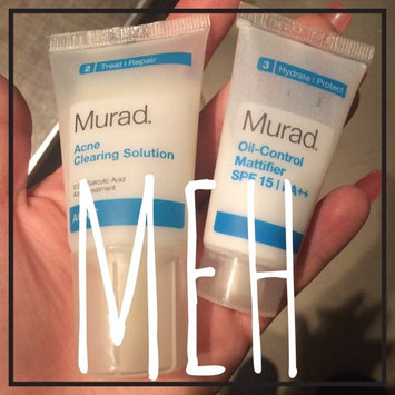Photo of Murad Acne Clearing Solution uploaded by Tania T.
