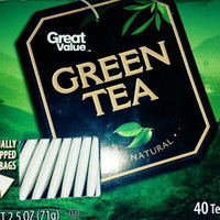 Great Value Green Tea Tea Bags uploaded by Penny G.