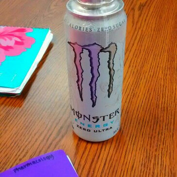 Monster Zero Ultra Energy Drink uploaded by kristin w.